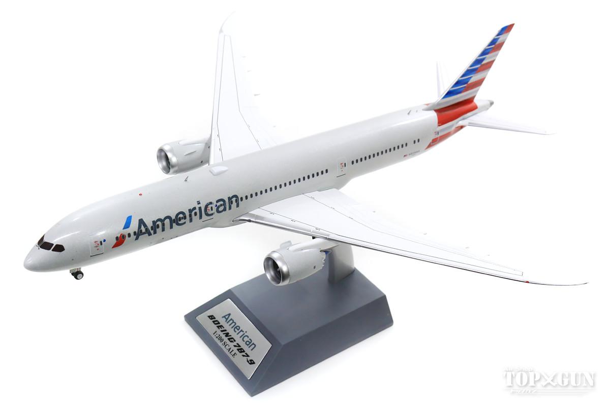 ボーイング 787-9 アメリカン航空 N839AA (スタンド付属) 1/200 ※金属製 2019年12月12日発売InFlight200/インフライト200飛行機/模型/完成品 [IF7890318]