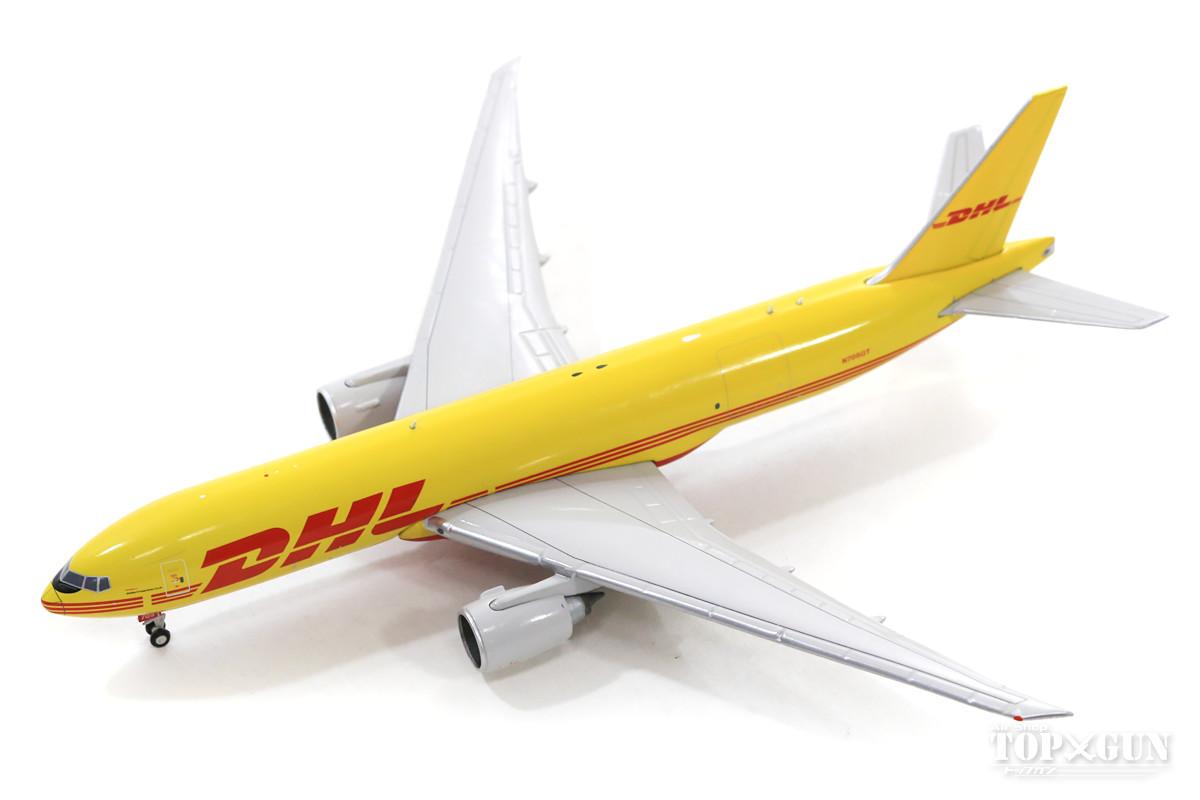 ボーイング 777F(貨物型) DHL N705GT 1/400 2019年12月24日発売 Gemini Jets/ジェミニジェッツ飛行機/模型/完成品 [GJDHL1886]