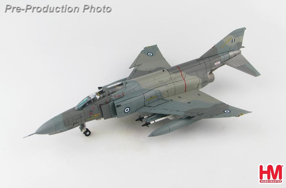 F-4E ファントムII ギリシャ空軍 第338飛行隊 2017 1/72 2020年1月30日発売 Hobby Master/ホビーマスター [HA19017]