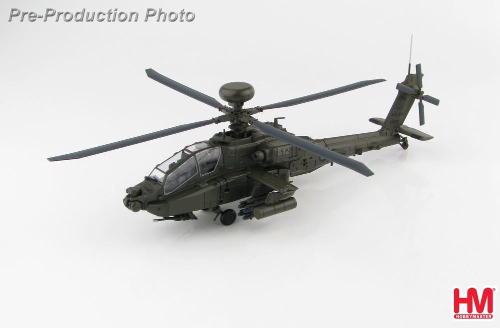 AH-64Eアパッチ・ガーディアン 台湾陸軍(中華民国陸軍) 第601航空旅団 桃園龍潭基地 #812/#10012 1/72 2019年9月11日発売 Hobby Master/ホビーマスター飛行機/模型/完成品 [HH1206]