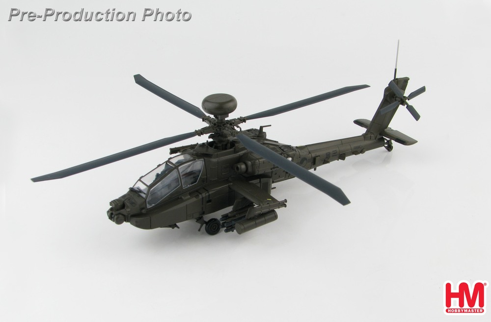 AH-64Eアパッチ・ガーディアン 韓国陸軍 #31601 1/72 2019年9月11日発売 Hobby Master/ホビーマスター飛行機/模型/完成品 [HH1207]