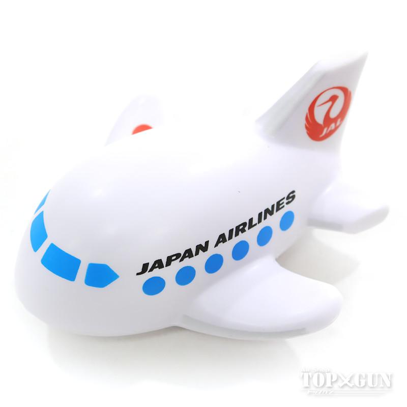 丸彰 待望 最新 ぷにゅ丸くんエイト JAL グッズ MT462 飛行機