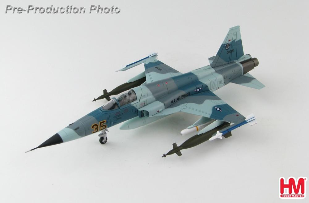 F-5E 在欧アメリカ空軍 第10戦術戦闘航空団 第527戦術戦闘訓練(仮想敵)飛行隊 70-80年代 アーコンベリー基地・イングランド #74-1535 1/72 2020年4月15日発売 Hobby Master/ホビーマスター飛行機/模型/完成品 [HA3336]