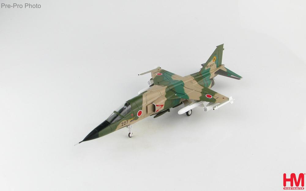 三菱F-1 航空自衛隊 第8航空団 第6飛行隊 90年代 (浜松広報館保存機) 築城基地 #90-8227 1/72 2020年2月27日発売Hobby Master/ホビーマスター飛行機/模型/完成品 [HA3409]