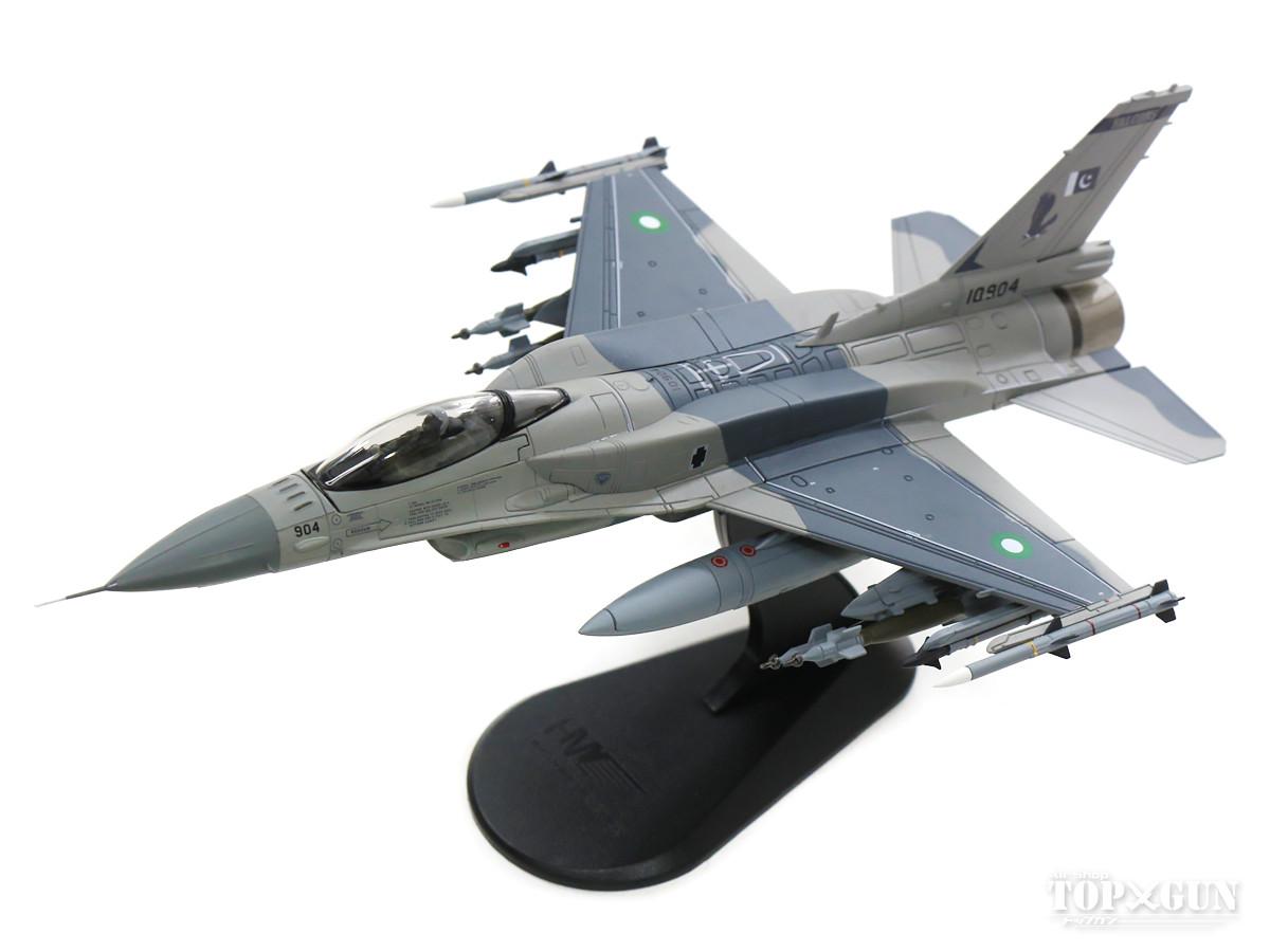 F-16C(ブロック52) パキスタン空軍 第39航空団 第5飛行隊「ファルコンズ」 ジャコババード基地 #10904 1/722020年2月27日発売 Hobby Master/ホビーマスター飛行機/模型/完成品 [HA3874]