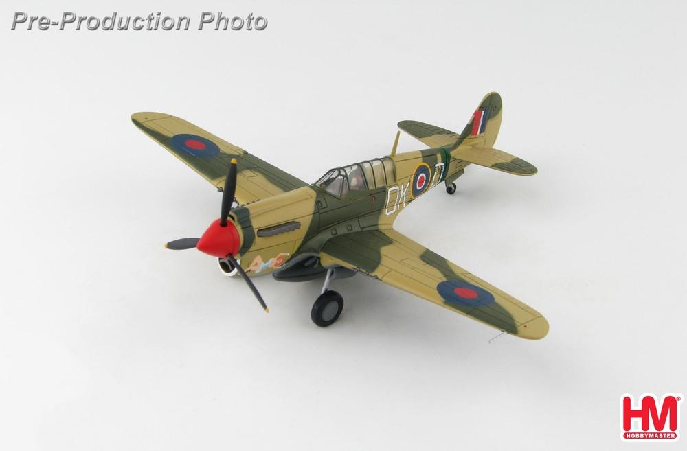 カーチス P-40N オーストラリア空軍 ノー・オーキッズ 1/72 2020年4月15日発売 Hobby Master/ホビーマスター飛行機/模型/完成品 [HA5508]