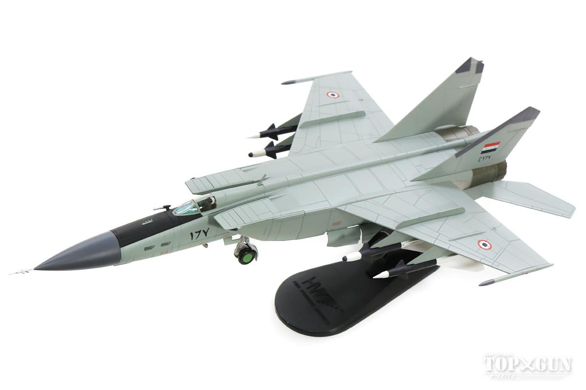 MiG-25PD フォックスバット シリア空軍 1/72 2020年4月15日発売Hobby Master/ホビーマスター飛行機/模型/完成品 [HA5605]
