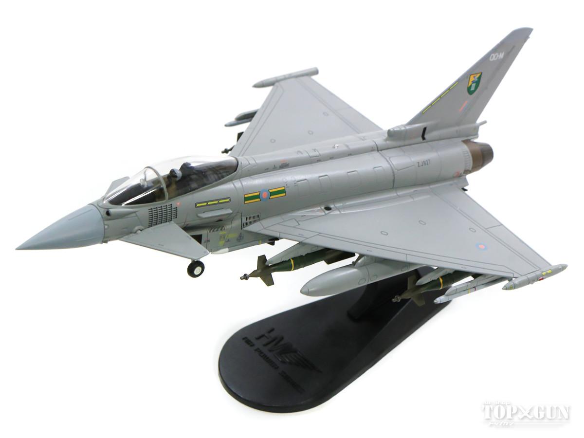 ユーロファイター・タイフーン イギリス空軍 第3飛行隊 1/72 2020年3月19日発売 Hobby Master/ホビーマスター飛行機/模型/完成品 [HA6601]