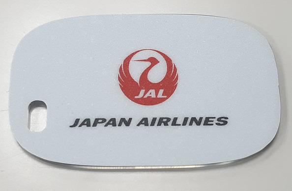 【メール便対応商品】 JAL CAミラー ホワイト JALUX 飛行機/グッズ [BJK16002]