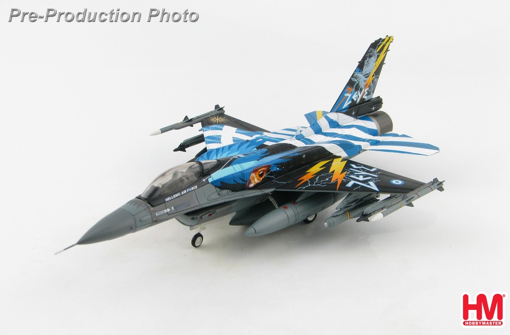 Hobby Master 店頭受取対応商品 F-16C ブロック52 ギリシャ空軍 ゼウスIII 72 1 商品追加値下げ在庫復活 ホビーマスター飛行機 完成品 メーカー直送 HA3877 2020年11月20日発売 模型