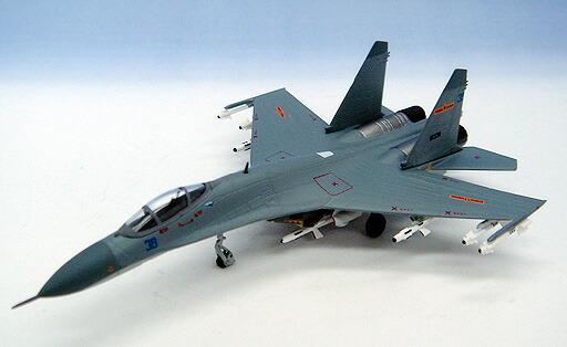GULLIVER200 Su-27 中国空軍 1 200 完成品 模型 WA22038 ガリバー200飛行機 公式ストア 出群