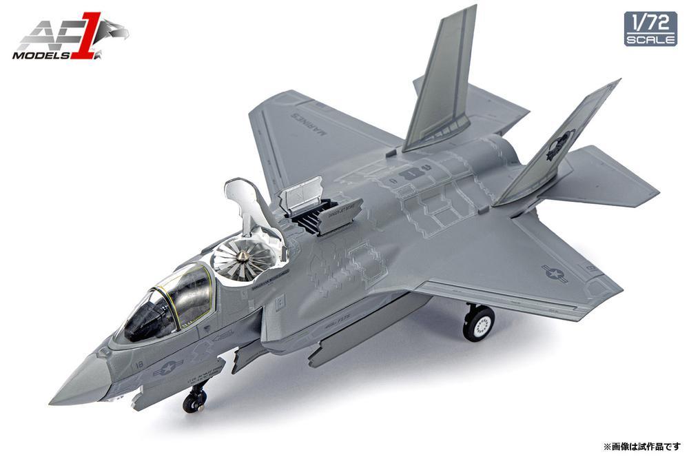 AIR FORCE1 店頭受取対応商品 F-35B アメリカ空軍 開催中 第461試験飛行隊 エドワード基地 1 エアフォースワン 飛行機 完成品 2021年9月2日発売 72 低価格 AF10009C 模型