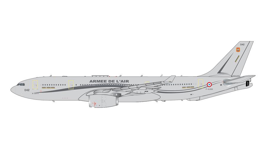 激安通販ショッピング GeminiMACS A330 MRTT ボイジャー 空中給油 プレゼント 輸送機 フランス空軍 F-UJCH 飛行機 400 模型 2021年8月13日発売 1 GMFAF105 ジェミニマックス 完成品