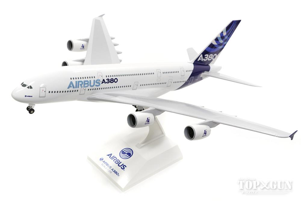 A380 エアバス社 ハウスカラー F-WWDD (ギア/スタンド付属) 1/200 ※プラ製 2017年9月21日発売 Skymarks/スカイマークス 飛行機/模型/完成品 [SKR380]