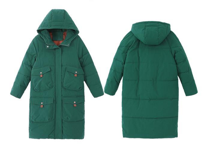 レディースファッション 秋冬 ロング丈 軽量 コートジャケット防寒 中綿ジャケット ジャケット 綿コート アウター ロングタイプuPkZiTOX