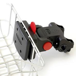 送料無料 スーパーSALE クロスバイク マウンテンバイクに取り付け可能 カゴを取り付けたい人にオススメ ☆最安値に挑戦 YBK03200ブラケット 公式サイト ハンドル部にしっかり固定のブラケット カゴは別売りです