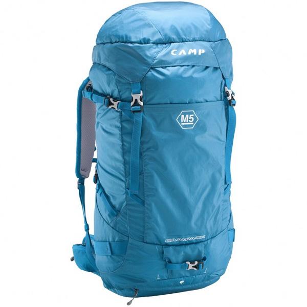 カンプ CAMP M5 50L ブルー 5027601
