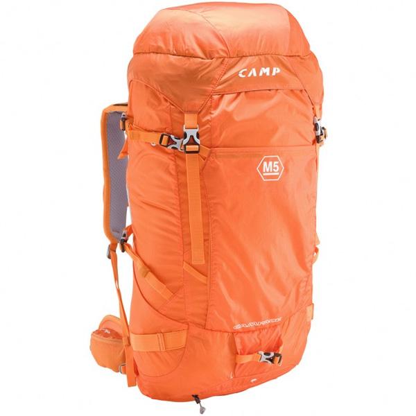 カンプ CAMP M5 50L オレンジ 5027603