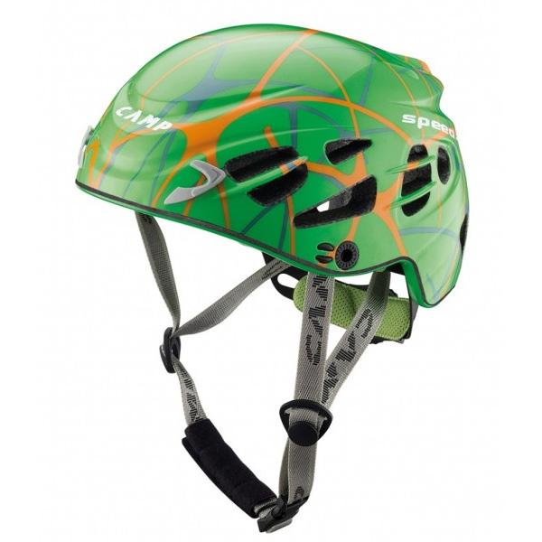 カンプ CAMP ヘルメット スピード SPEED2.0 グリーン 5082002