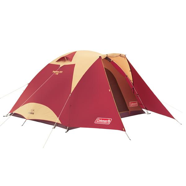 コールマン Coleman テント タフドーム/3025 スタートパッケージ バーガンディ 2000027280