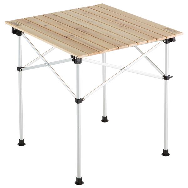 コールマン ナチュラルウッドロールテーブル(65)2000023502
