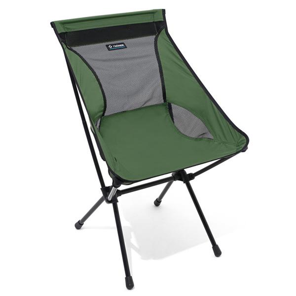 ヘリノックス キャンプチェア グリーン 1822230-GN