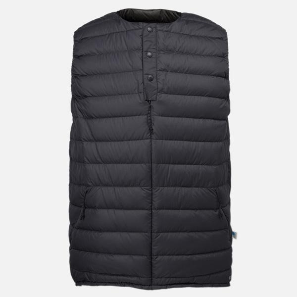 【当店一番人気】 カリマー ボイジャー ダウン ベスト voyager vest down vest voyager ブラック Lサイズ Lサイズ 177824, 脳トレ生活:f7b05555 --- kultfilm.se