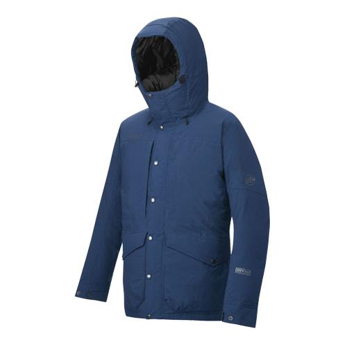 マムート ダウン DRYtech Prime Down Coat Men インディゴ ユーロSサイズ(日本M)1010-22950-5088