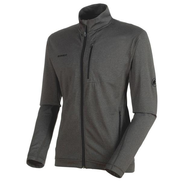 マムート EXCURSION Jacket Men ブラックメランジェ ユーロMサイズ(日本L)1014-00540-0033