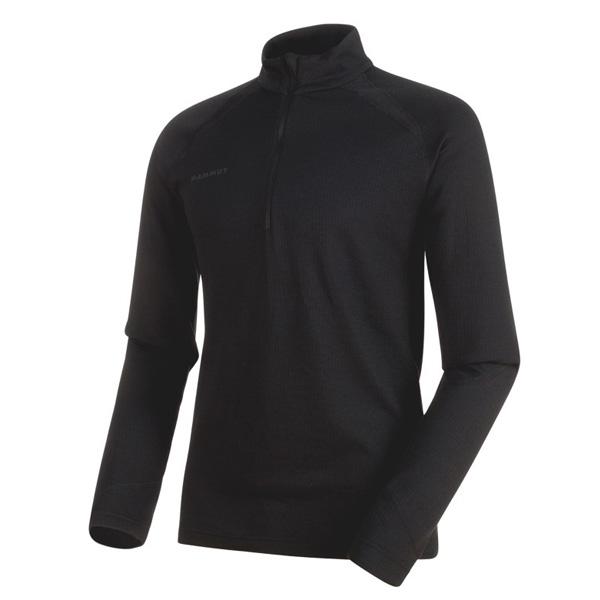 マムート PERFORMANCE Thermal Zip long Sleeve Men ファントム ユーロSサイズ(日本M)1016-00090-00150