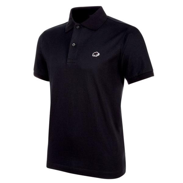 マムート MAMMUT マトリックスポロシャツ ブラック ユーロSサイズ(日本M)1017-00400-0001