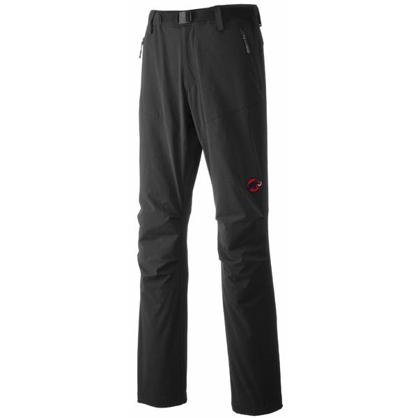 マムート SOFtech TREKKERS Pants Men ブラック ユーロMサイズ(日本L)1020-09760-0001