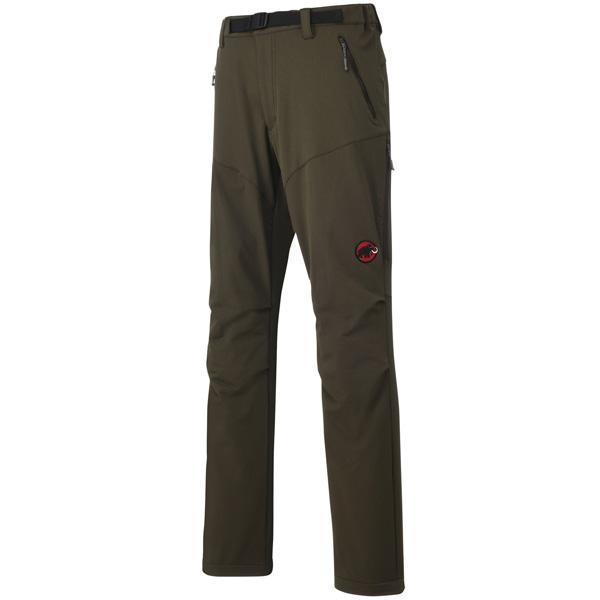マムート SOFtech TREKKERS Advanced Pants Men バイソン ユーロMサイズ(日本L)1020-10740-7205