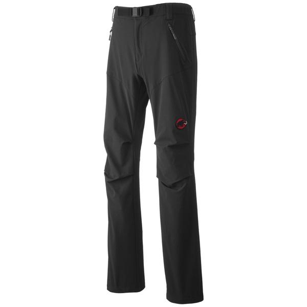 マムート SOFtech TREKKERS Pants Women ブラック ユーロXSサイズ(日本S)1020-09770-0001