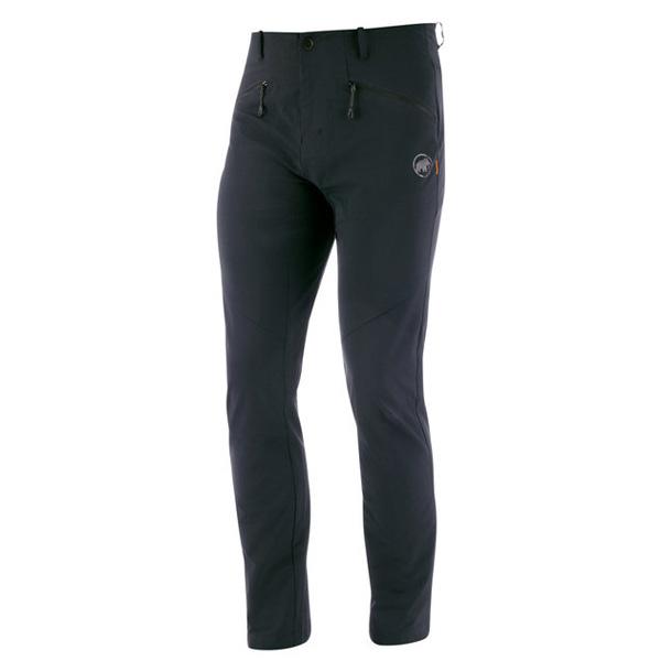 マムート Trekkers 2.0 Pants AF Men ブラック ユーロSサイズ(日本M)1021-00410-0001