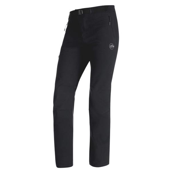 マムート Yadkin SO Pants Men ブラック ユーロSサイズ(日本M)1021-00160-0001