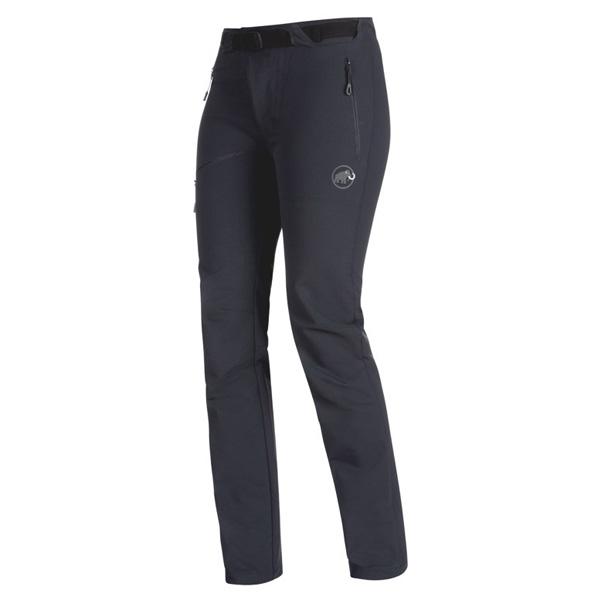 マムート Yadkin SO Pants Women ファントム ユーロMサイズ(日本L)1021-00170-00150