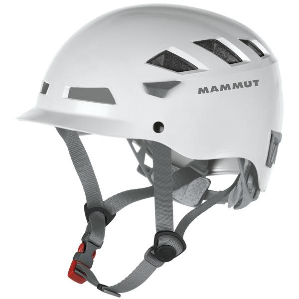マムート ヘルメット El Cap ホワイト/アイアン 52-57cm 2220-00090-0259