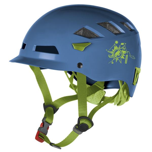 マムート 子供用ヘルメット El Cap Kids ノーティカ/バジリック 2220-00100-5391