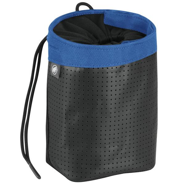 マムート ステッチチョークバッグ Stitch Chalk Bag ダークシアン/ブラック 2290-00900-5840