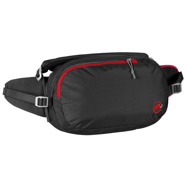 マムート Waistpack Hike ブラック 8L 2520-00520-0001