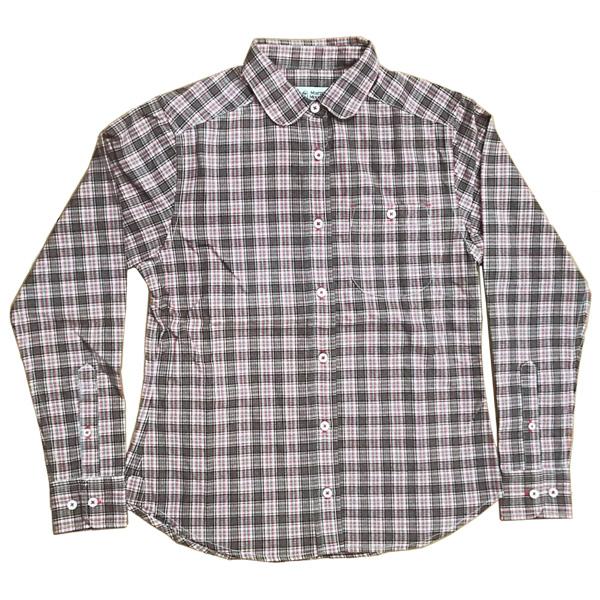 マーモット Marmot ウィメンズトラッドロングスリーブシャツ LORG Mサイズ MJS-F4579W
