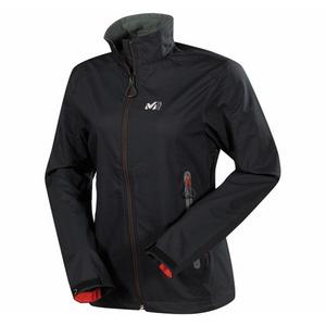 ミレー MILLET ウインドフリージャケット 女性用 ブラック ユーロXS(日本S)MIV3863