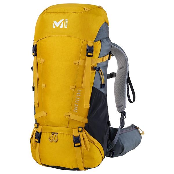 ミレー MILLET ザック サースフェー 30+5 ゴールドクミン バックレングスM MIS0595-8440