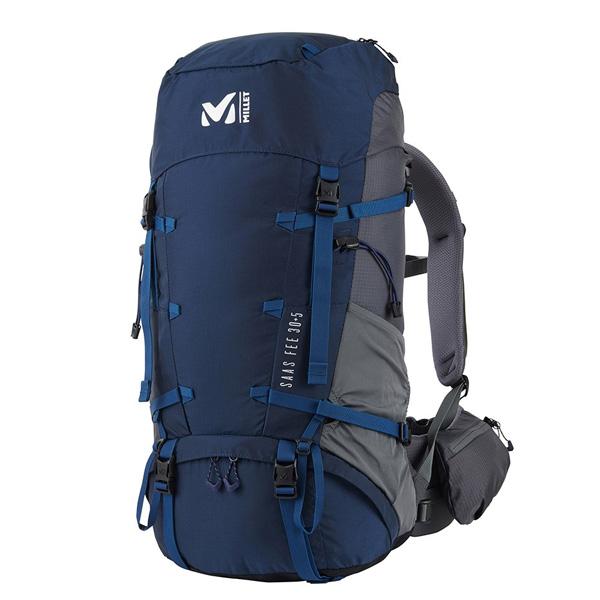 ミレー MILLET サースフェー 30+5 サファイア バックレングスM MIS0640-7317