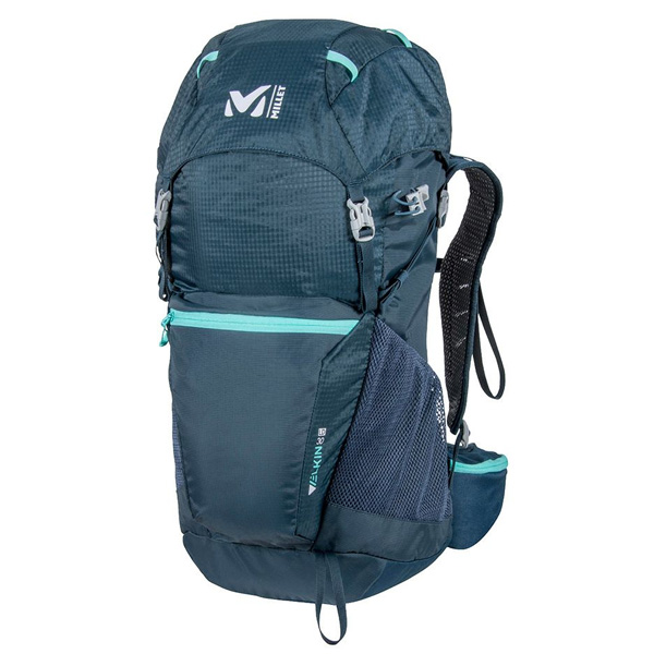 ミレー MILLET ウィメンズ ウェルキン 30 オリオンブルー MIS2179-8737