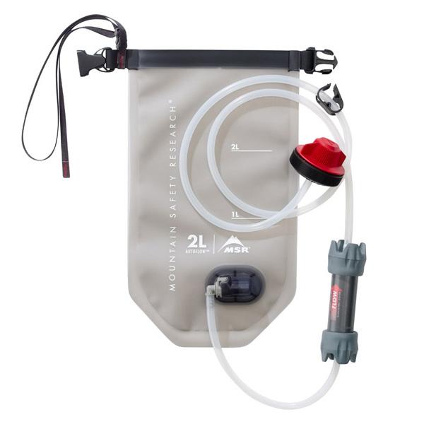 MSR 浄水器 AUTOFLOW グラビティーマイクロフィルター 2リットル 31591