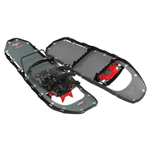 MSR スノーシュー ライトニング アッセント 25インチ ブラック 40213