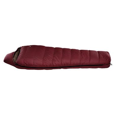 ナンガ 寝袋 ダウンバック 250STD レギュラー プラム PLM