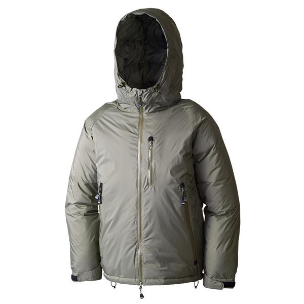 防水性に優れたダウンジャケット ナンガ NANGA オーロラダウンジャケット AURORA DOWN JACKET アーミーグリーン XSサイズ